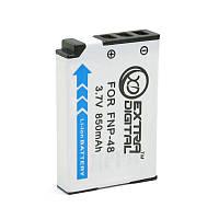 Аккумулятор Extradigital для Fujiflim NP-48