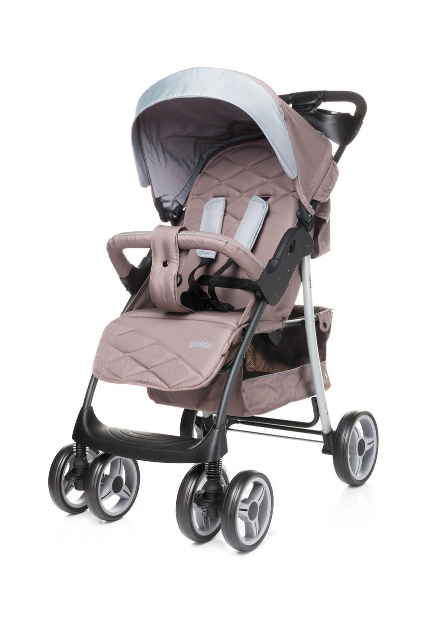 Прогулочная коляска-книжка для ребенка 4Baby Guido