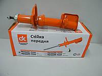Амортизатор передней подвески правый ВАЗ 2110, 2111, 2112, (масло) кат.код. 2110-2905003, произ-во ДК
