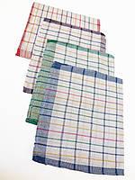 Полотенце кухонное лен 55х30 см 12шт