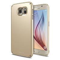Чехол Ringke Slim для Samsung Galaxy S6 (Royal Gold)
