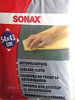 Салфетка из искусственной замши 419200, SONAX