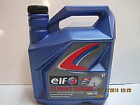 Масло моторное 10W-40 турбо дизель, 5 л ELF