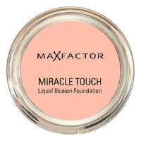 Max Factor Miracle Touch Liquid Illusion Foundation Крем-пудра Тон 55 Blushing beige