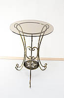 Стол 04 со стеклом большой.АА, фото 1