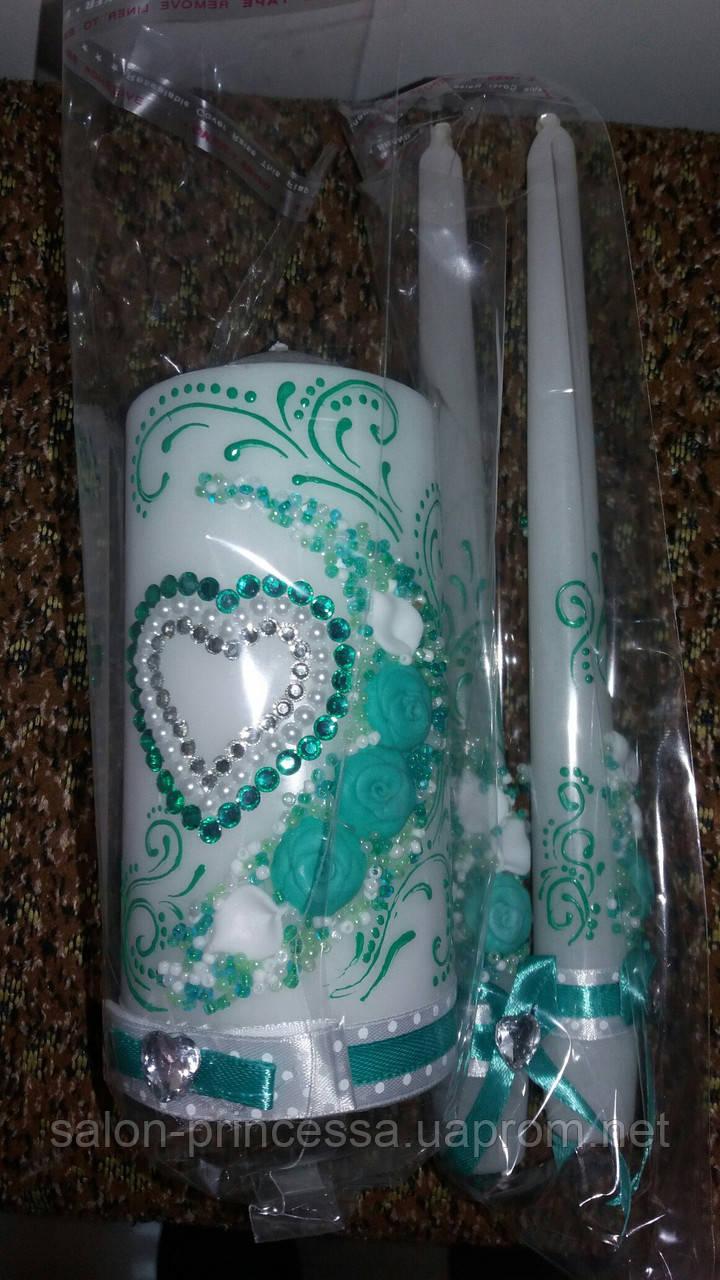 Елочные свадебный букет тиффани купить оптом