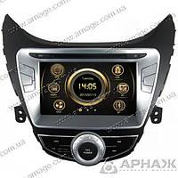 Штатная магнитола EasyGo S322 Hyundai Elantra 11-13