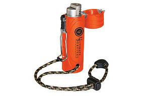 Зажигалка UST Trekker Stormproof Lighter Orange (UW03005) C