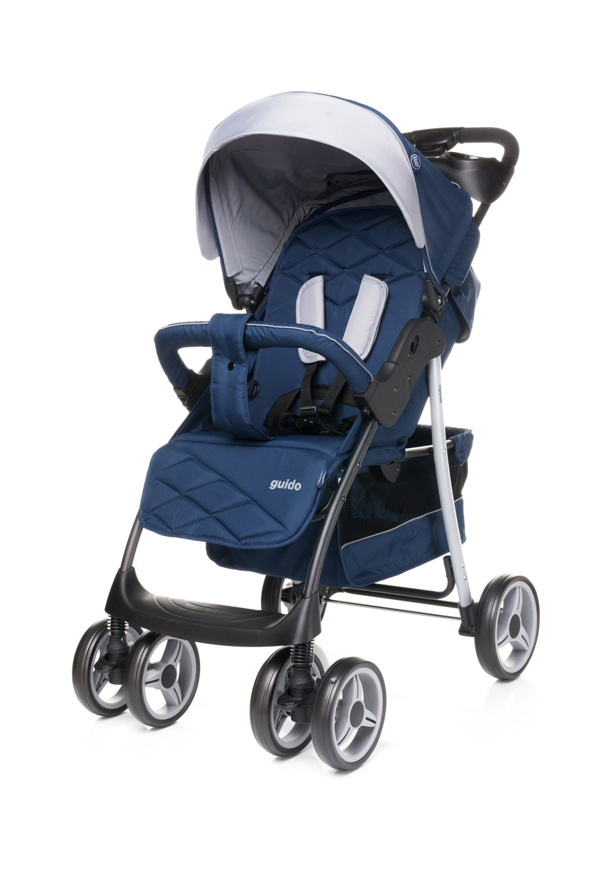 Детская коляска для прогулок летом и весной 4Baby Guido.