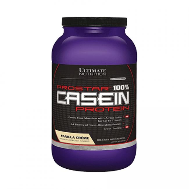 Ultimate Nutrition PROSTAR 100% Casein PROTEIN 907 г