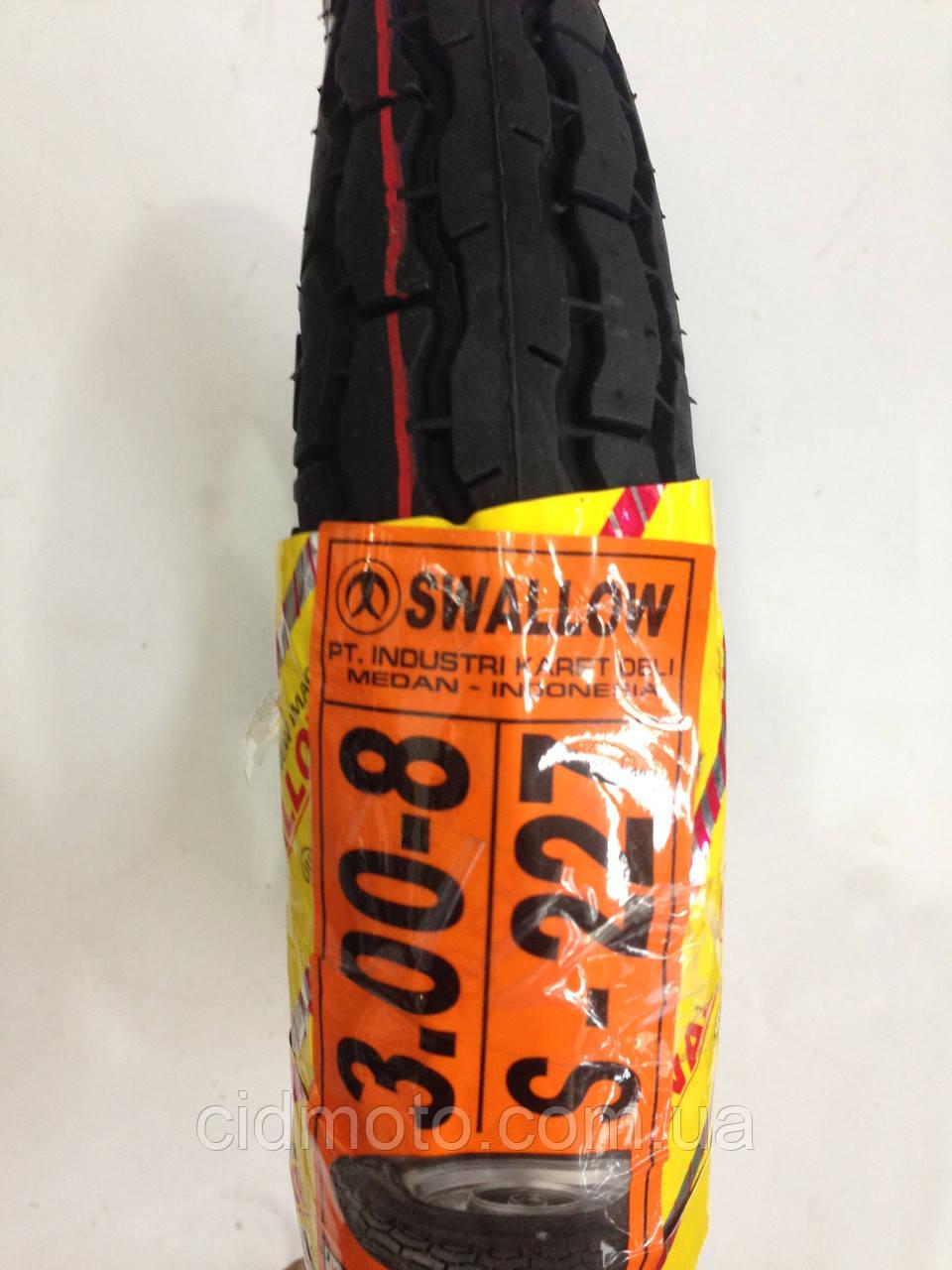Покришка 3,00-8 Swallov (камерка)
