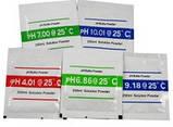 Калибровочный раствор для ph метра - pH 6.86 ( стандарт-титр ) Порошок на 250 мл., фото 2