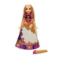 DPR Модная кукла Принцесса Рапунцель в юбке с проявляющимся принтом, B5295