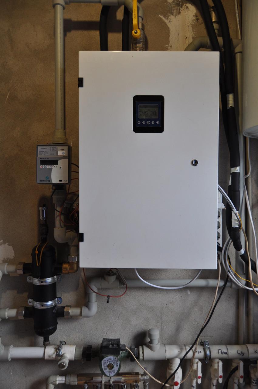 Тепловий насос повітря-вода Celeste Optima KP120
