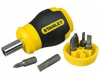 Отвертка с набором вставок STANLEY 0-66-357 (США)