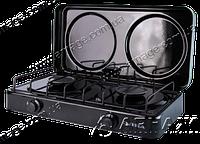 Газовая плита Элна ПГ2 -Н с крышкой