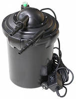 Напорный фильтр AquaNova NPF-40 с УФ-лампой 24Вт (для пруда до 20000л)