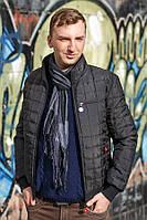Демисезонная-куртка 143-чёрная