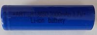 Литиевый аккумулятор АРТ 5800 3,7v 18650 Li-ion