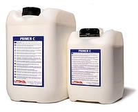 Грунтовка глубокого проникновения для укрепления пыльных и пористых оснований PRIMER C