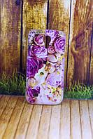 Чехол(бампер) для Samsung i9192 Galaxy S4 Mini Duos с рисунком (печать на чехле)