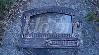 Арочная дверка в камин под заказ, фото 1