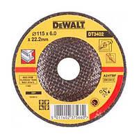 Круг шлифовальный по металлу 115мм DeWALT DT3402-QZ (США/Польша)