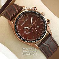 Наручные часы Armani Bronze/Brown (реплика)