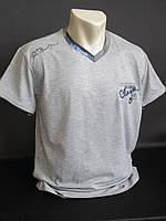 Зручні чоловічі футболки на літо., фото 1