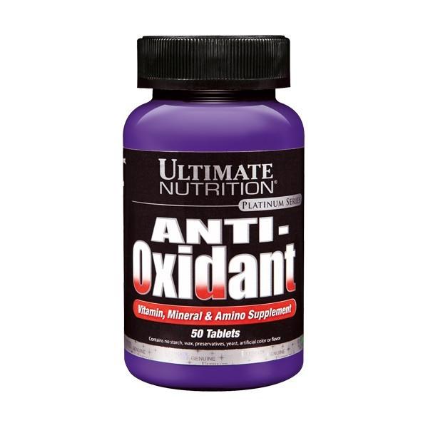 Ultimate Nutrition Anti-Oxidant Formula 50 таб