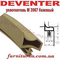 Уплотнитель оконный Deventer M3967 бежевый
