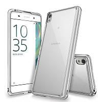 Чехол Ringke Fusion для Sony Xperia XA Dual (F3112) Crystal Clear (150379), фото 1