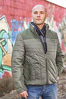 Демисезонная-куртка-214-хаки, фото 1