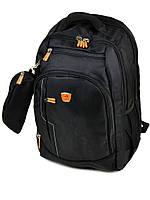 Черный рюкзак оригинальный