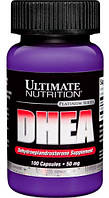 Ultimate Nutrition DHEA 50 mg 100 кап.