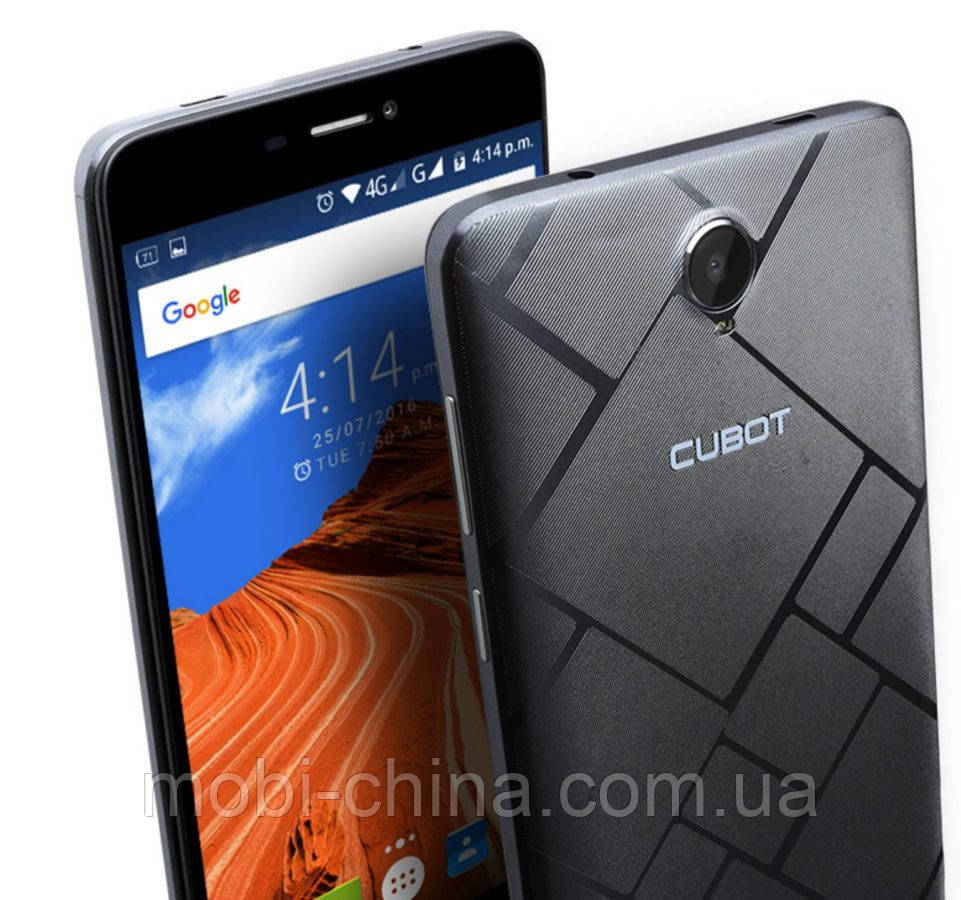 "Смартфон Cubot MAX Octa core 3 32GB 6.0"" Black"
