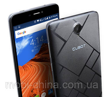 "Смартфон Cubot MAX Octa core 3 32GB 6.0"" Black, фото 2"
