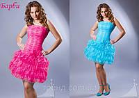 Платье короткое Барби-мини