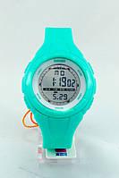 Часы наручные спортивные Skmei 3 цвета(розовый,бирюзовый,черный)
