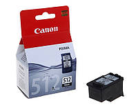 Картридж Canon PG-512Bk, Black, MP240/250/260/270/480/490, MX320/330, 15 ml, OEM