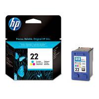 Картридж HP №22 (C9352AE), Color, DJ 3920/PSC1410, OEM