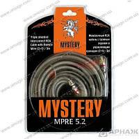 Кабель межблочный Mystery MPRE 5.2