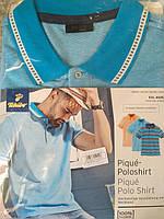 Футболка-поло из ткани пике Tchibo Германия XXL 60/62