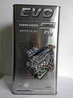 Масло моторное Evo 10W-40 Turbo Diesel D5 5L