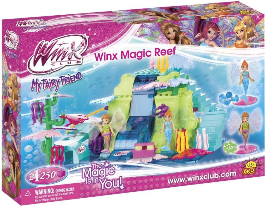 Конструктор Волшебный риф COBI серия Winx (COBI-25255)