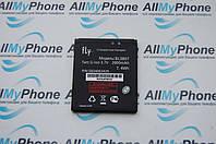 Аккумуляторная батарея для мобильного телефона Fly BL3807 IQ454