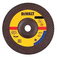 Круг отрезной по металлу 230x3.0x22.2мм DeWALT DT3430-QZ (США/Тайвань)
