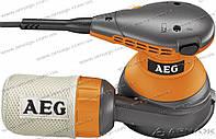 Шлифмашина эксцентриковая AEG EX 125ES