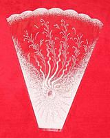 Конусный пакет для цветов 10х50х50