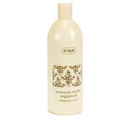 Крем - мыло Ziaja для душа с аргоновым маслом - 500 мл.
